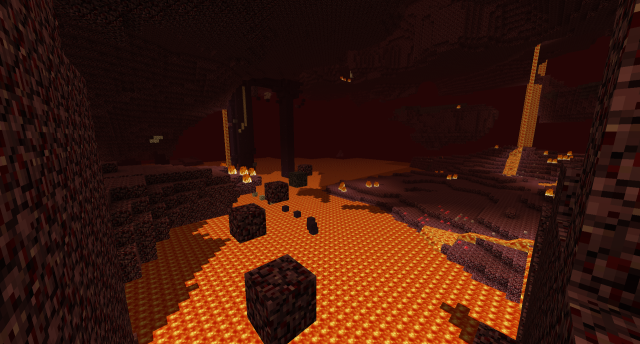 Biome Jumper 2.0 - Nether Biome? :D